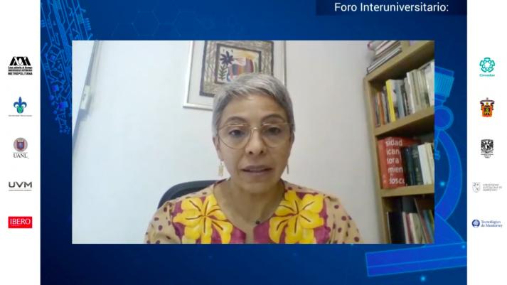 Universidades, motor principal de la investigación: Dra. Marisol Silva