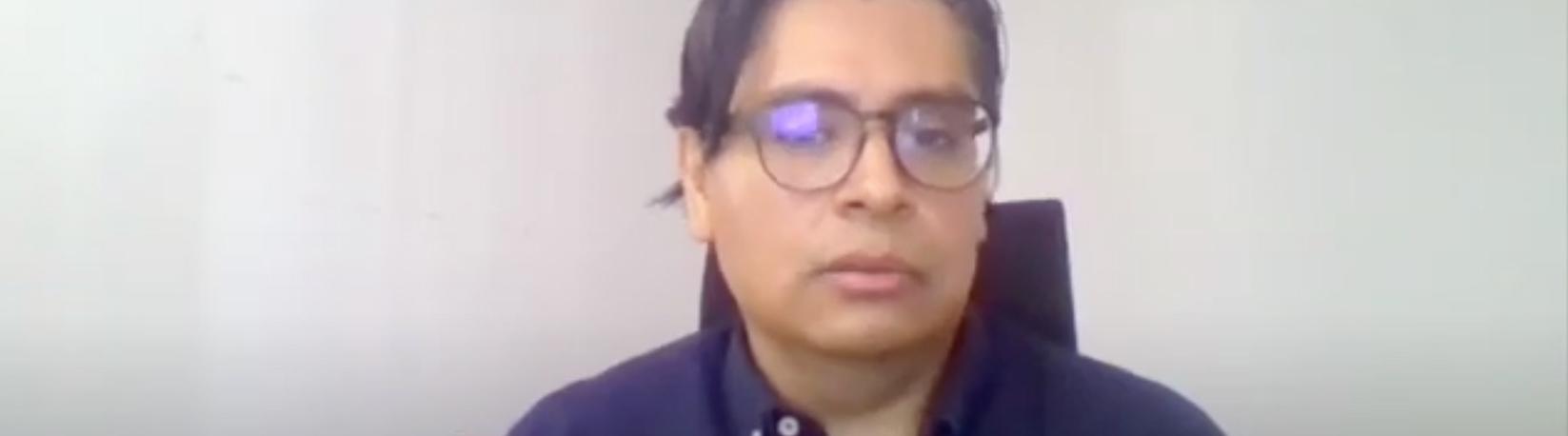 Para reconstruir la felicidad en México, indispensable invertir en salud: Dr. Óscar Martínez