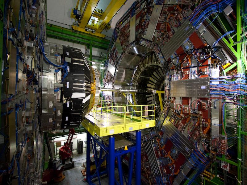 IBERO pondrá su esencia a Colisionador de Hadrones con detector de muones