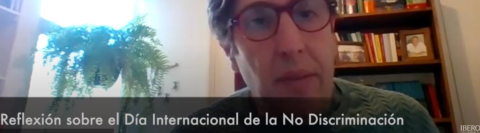 Racismo epistemológico limita nuestro acceso al conocimiento: Dr. Stefano Sartorello
