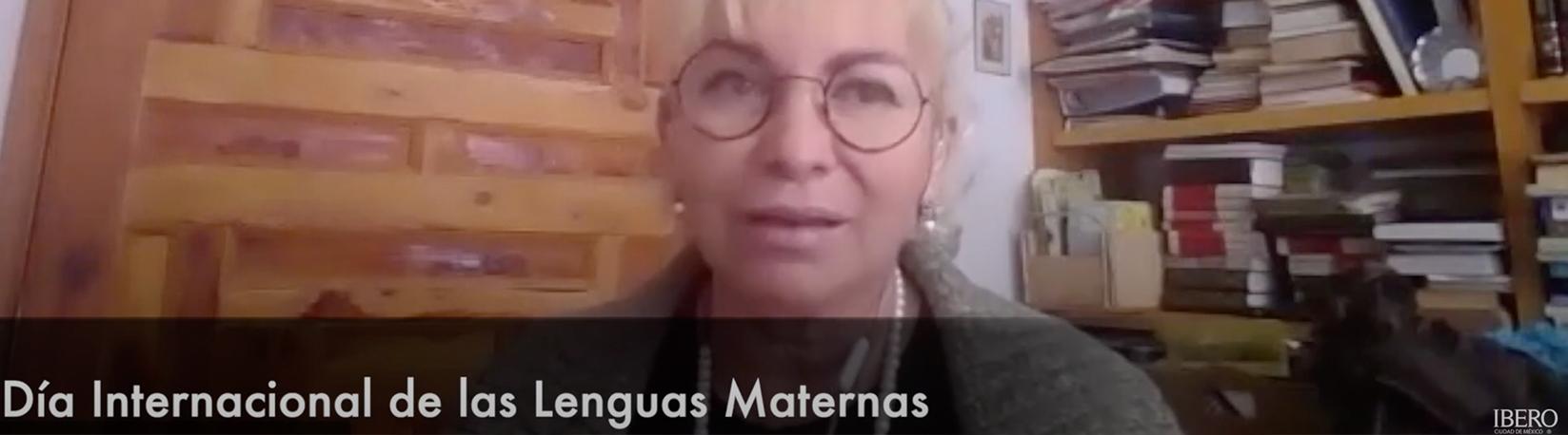 La DInvP de la IBERO se suma a la celebración por el Día Internacional de las Lenguas Maternas