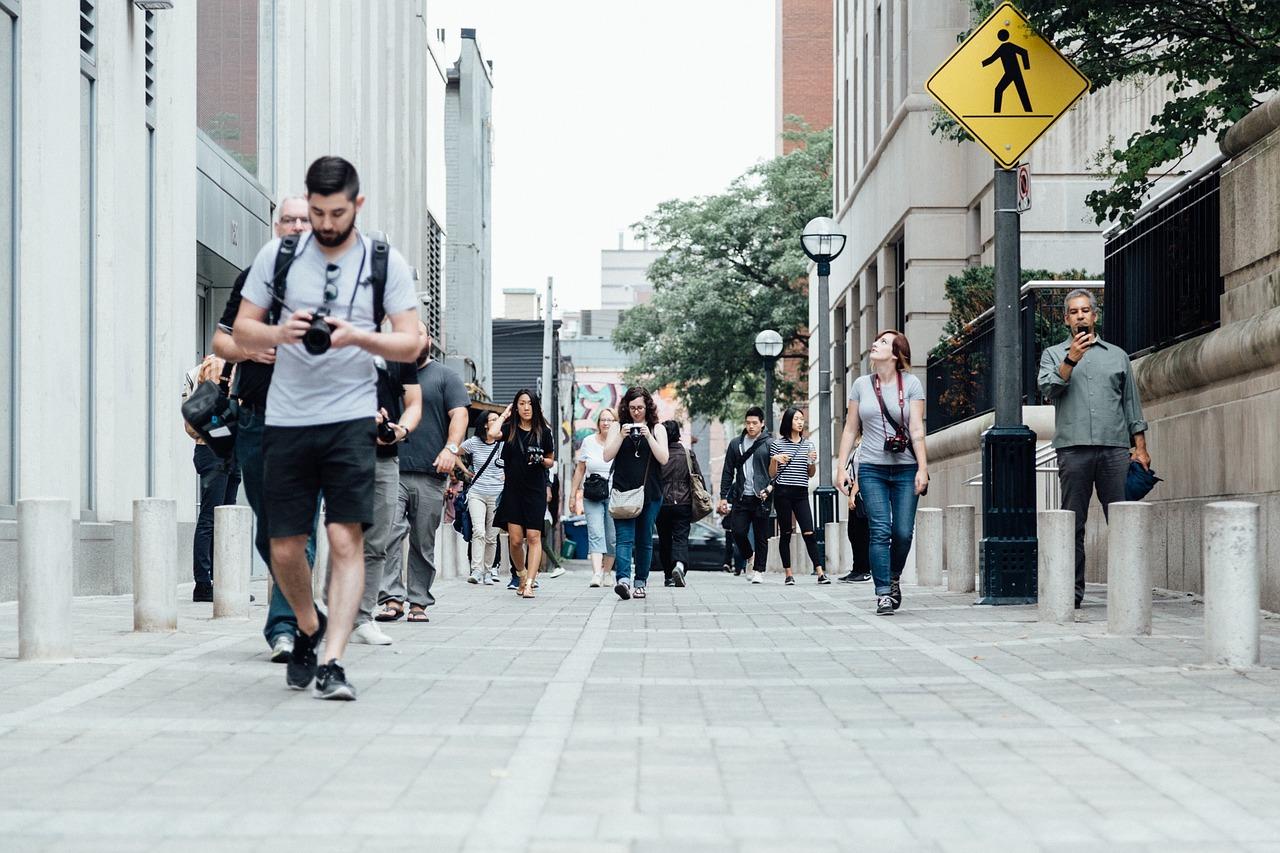 Caminabilidad, vital para alcanzar un bienestar social y de salud: académica