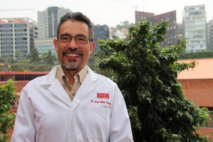 Dr. Jorge Ibáñez, Investigador Emérito del SNI