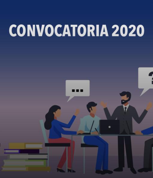 Resultados de la Convocatoria de Investigación Científica,  Humanística y Tecnológica 2020