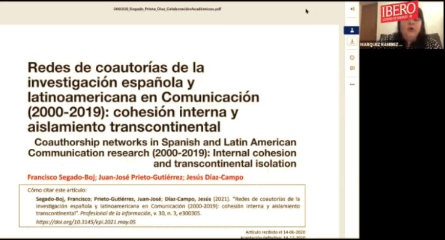 IBERO, protagonista de publicaciones colaborativas de alto impacto en Comunicación