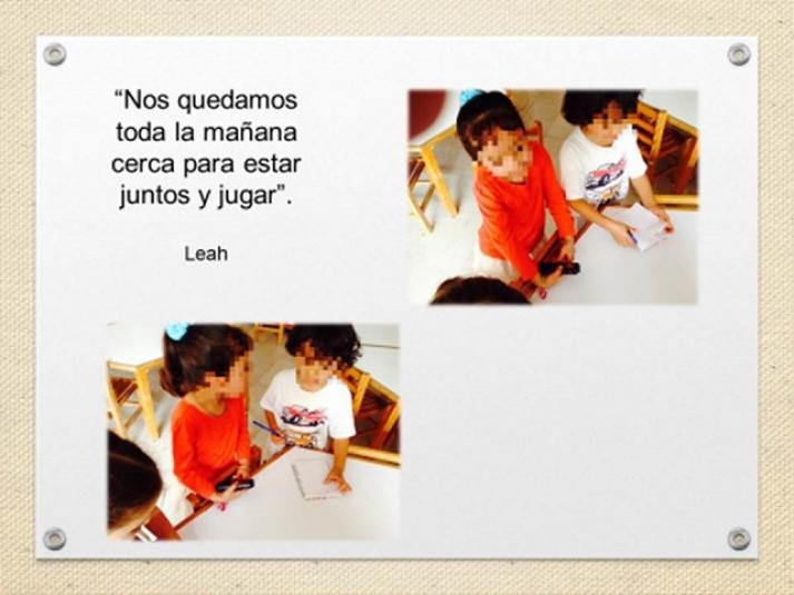 Niños y niñas son capaces de hacer investigación y tomar decisiones